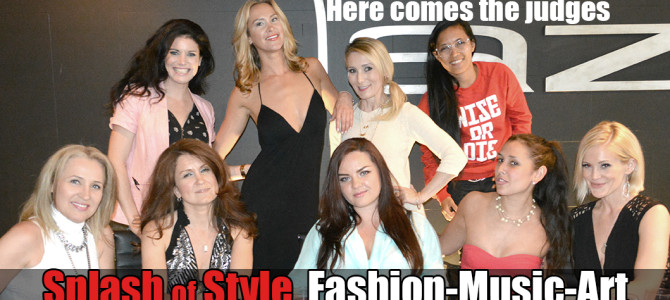 SPLASH OF STYLE Toronto Model Casting Call