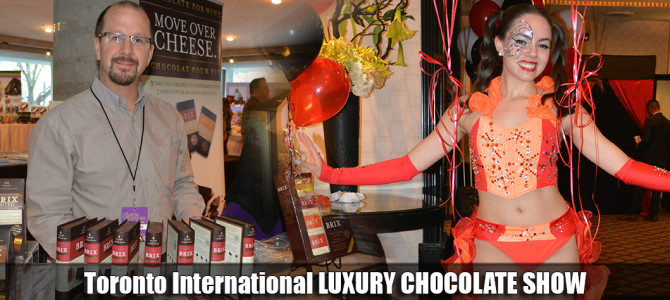 Toronto International LUXURY CHOCOLATE SHOW