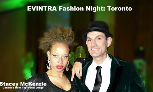 EVINTRA Fashion Night: Toronto