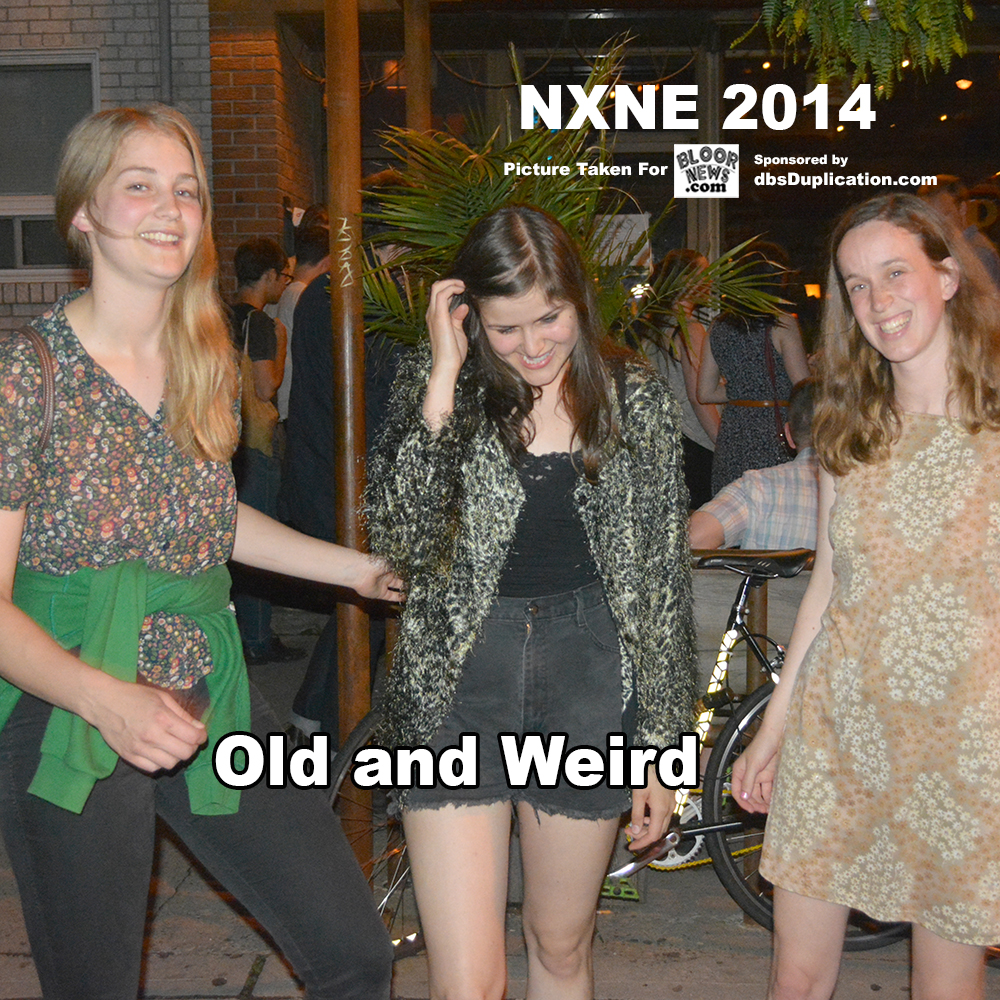 NXNE TORONTO MUSIC FESTIVAL 2014 – WED
