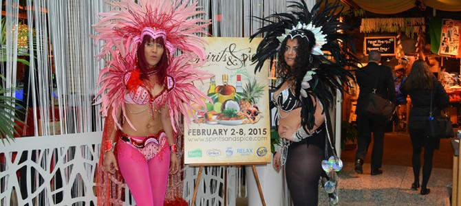 Black History Month's Spirits & Spice Marche Brookfield Toronto