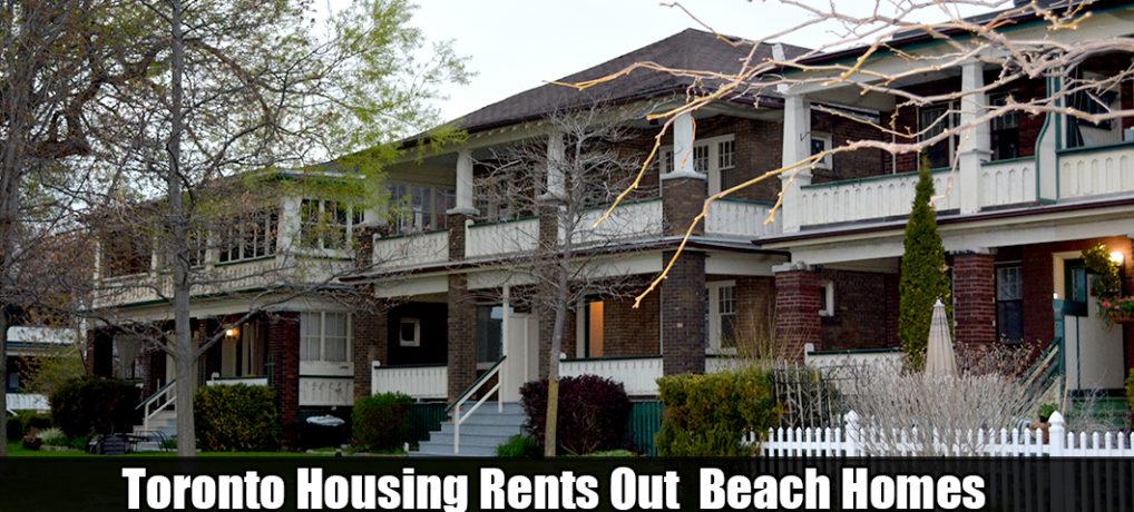 Wineva Ave Hubbard Blvd Toronto Housing Rents Out Prime Beach Homes