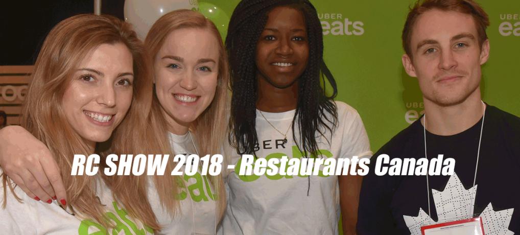 RC SHOW 2018 – Restaurants Canada