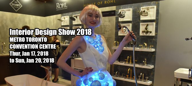 Interior Design Show 2018